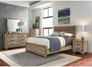 Sun Valley King Bedroom Set,LIBUM