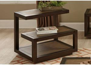 Bennett Pointe End Table,LIBUM