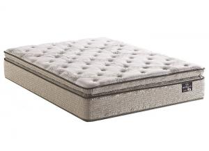 Serta Yorkville Super Pillow Top Queen Mattress