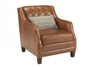Magnolia Home Gentry Leather Chair