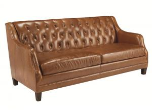 Magnolia Home Gentry Leather Sofa