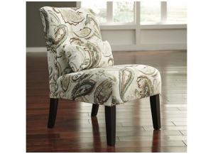 Annora Paisley Accent Chair,ASHUM