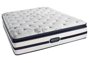 Beautyrest Recharge Audrina Plush Queen Mattress