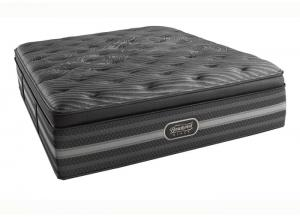 Beautyrest Black Natasha Plush King Mattress