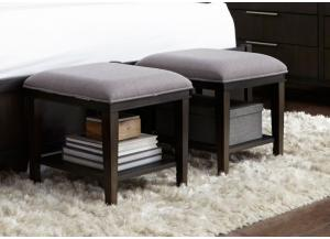 Tivoli Bed Bench,LIBUM