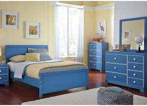 Bronilly Full Bedroom Set