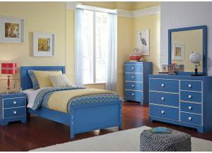 Bronilly Twin Bedroom Set