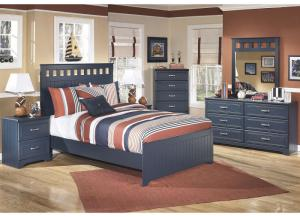 Leo Full Bedroom Set
