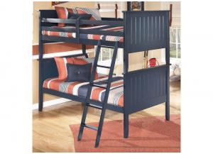 Leo Twin Bunk Bed