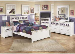 Zayley Full Bedroom Set