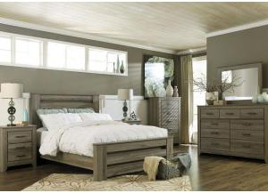 Zelen Queen Bedroom Set,ASHUM