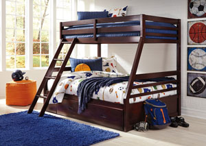 Halanton Twin/Full Bunkbed