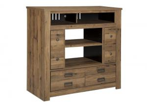 Cinrey Media Chest,ASHUM