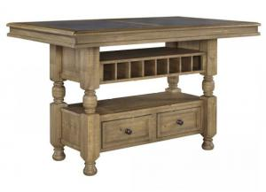 Trishley Counter Height Dining Table