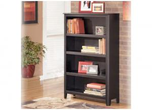 Carlyle Medium Bookcase,ASHUM