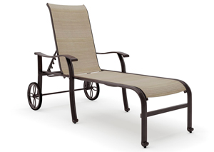 Bass Lake Chaise Lounge,ASHUM