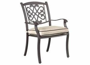 Burnella Arm Chair