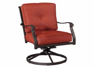 Burnella Swivel Lounge Chair