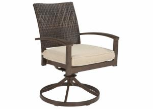 Moresdale Swivel Rocking Chair